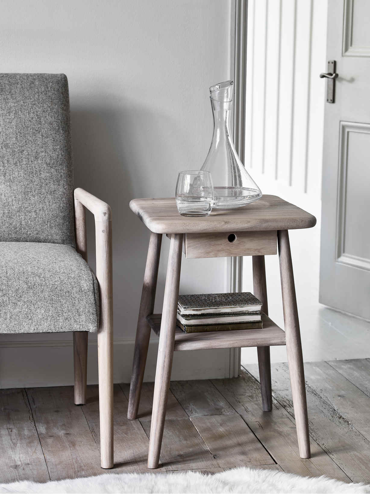 Nordic House Sundby Side Table