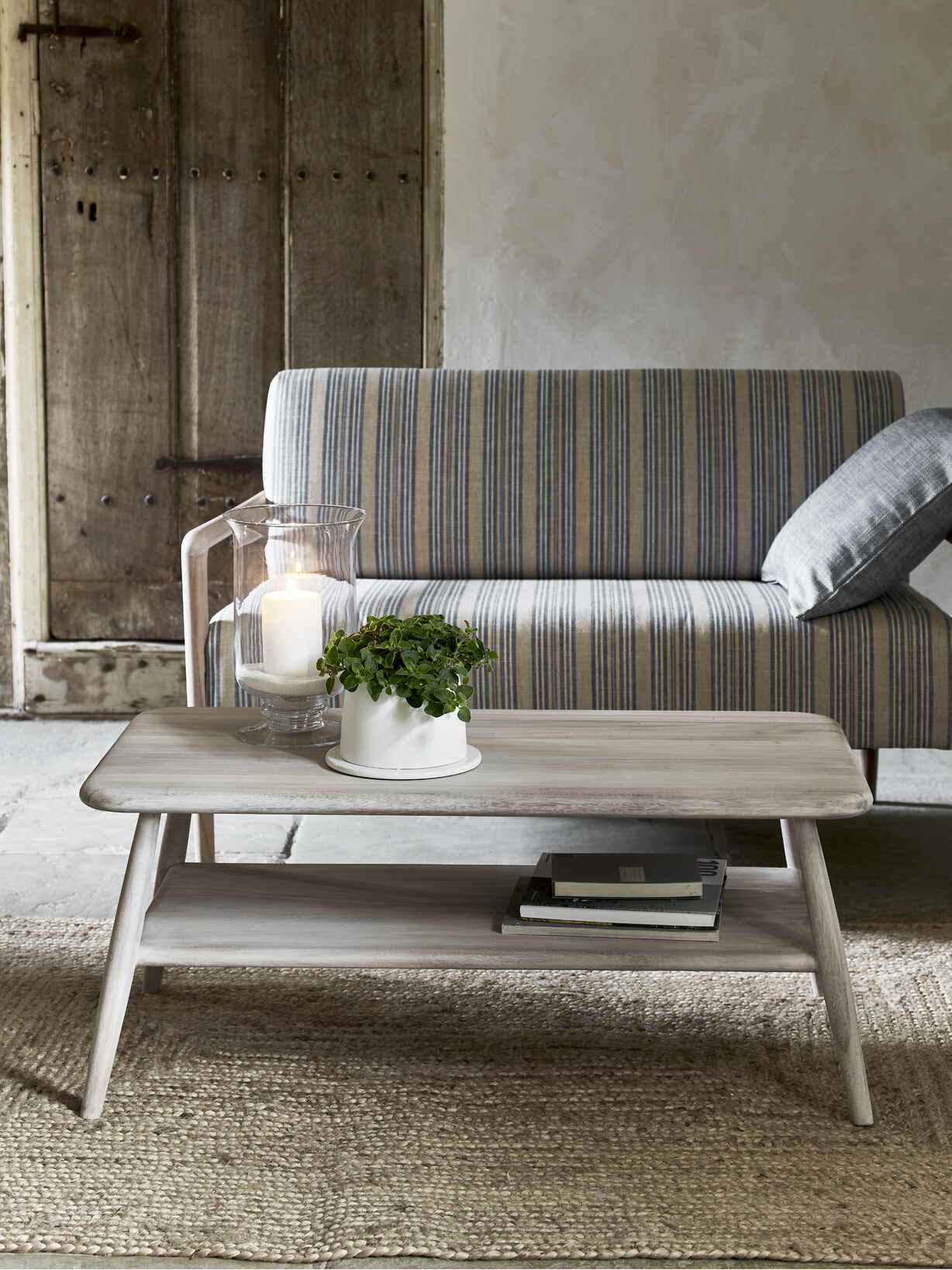 Nordic House Sundby Coffee Table