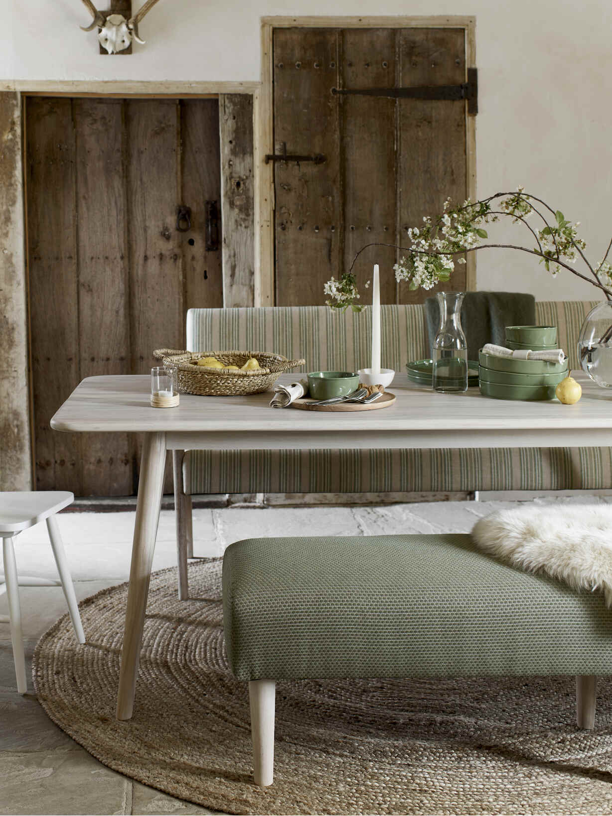 Nordic House Sundby Dining Table