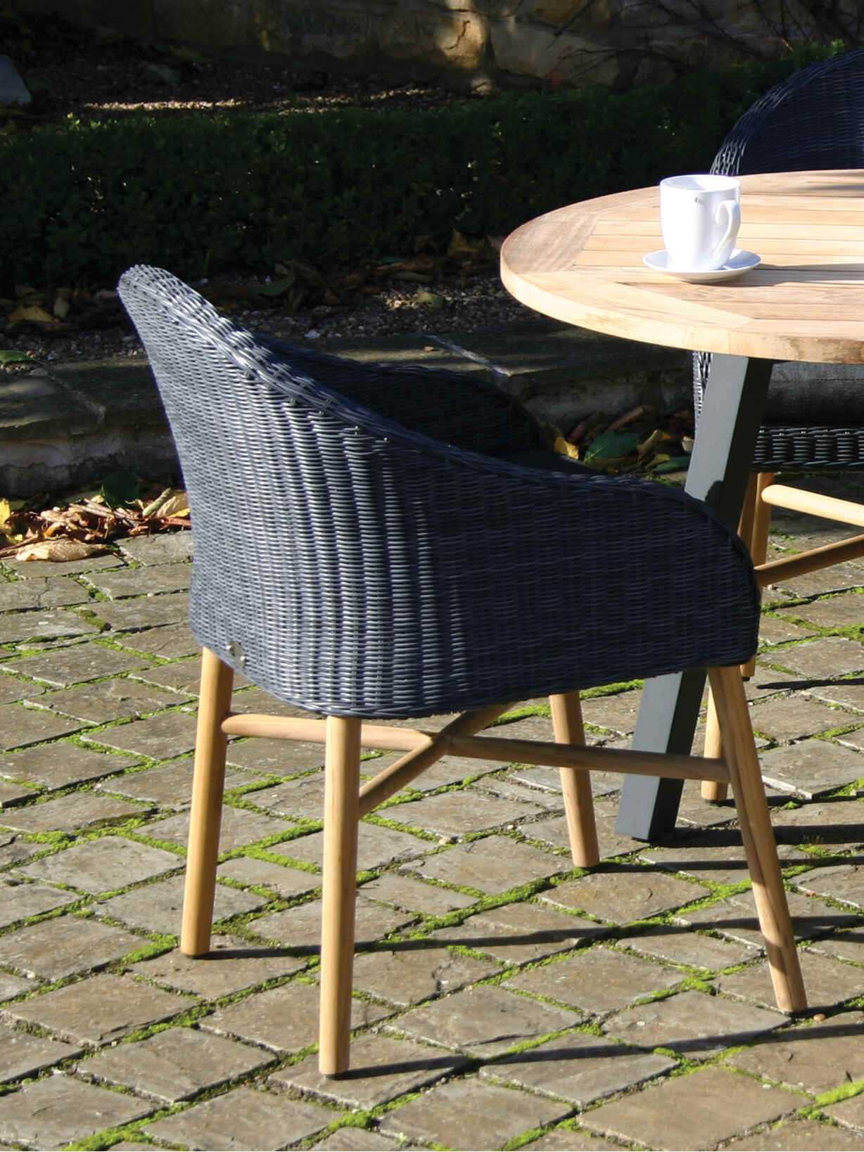 Nordic House Sigrid Outdoor Dining Chair