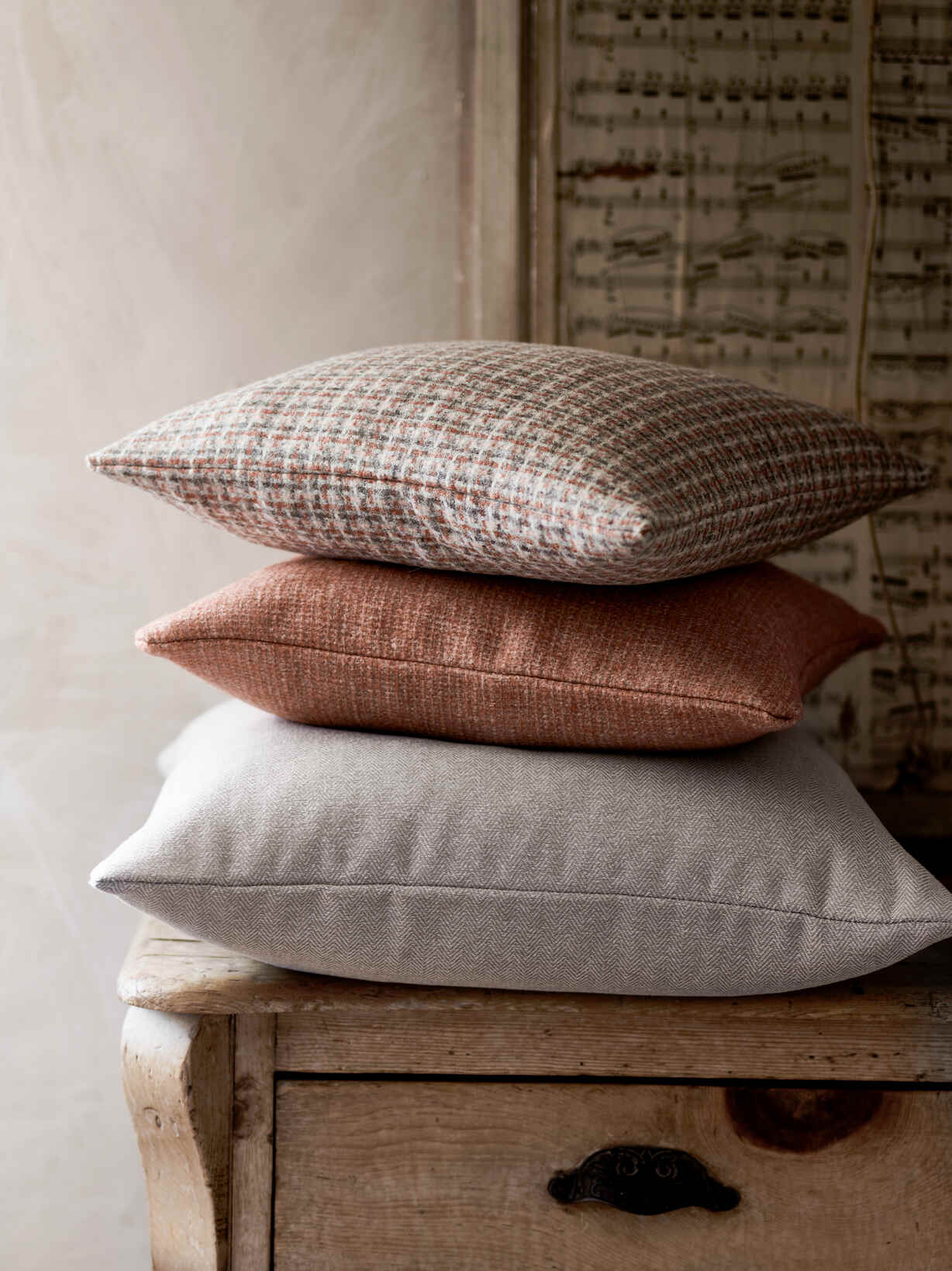 Nordic House Cushion Covers - Reflective Calm