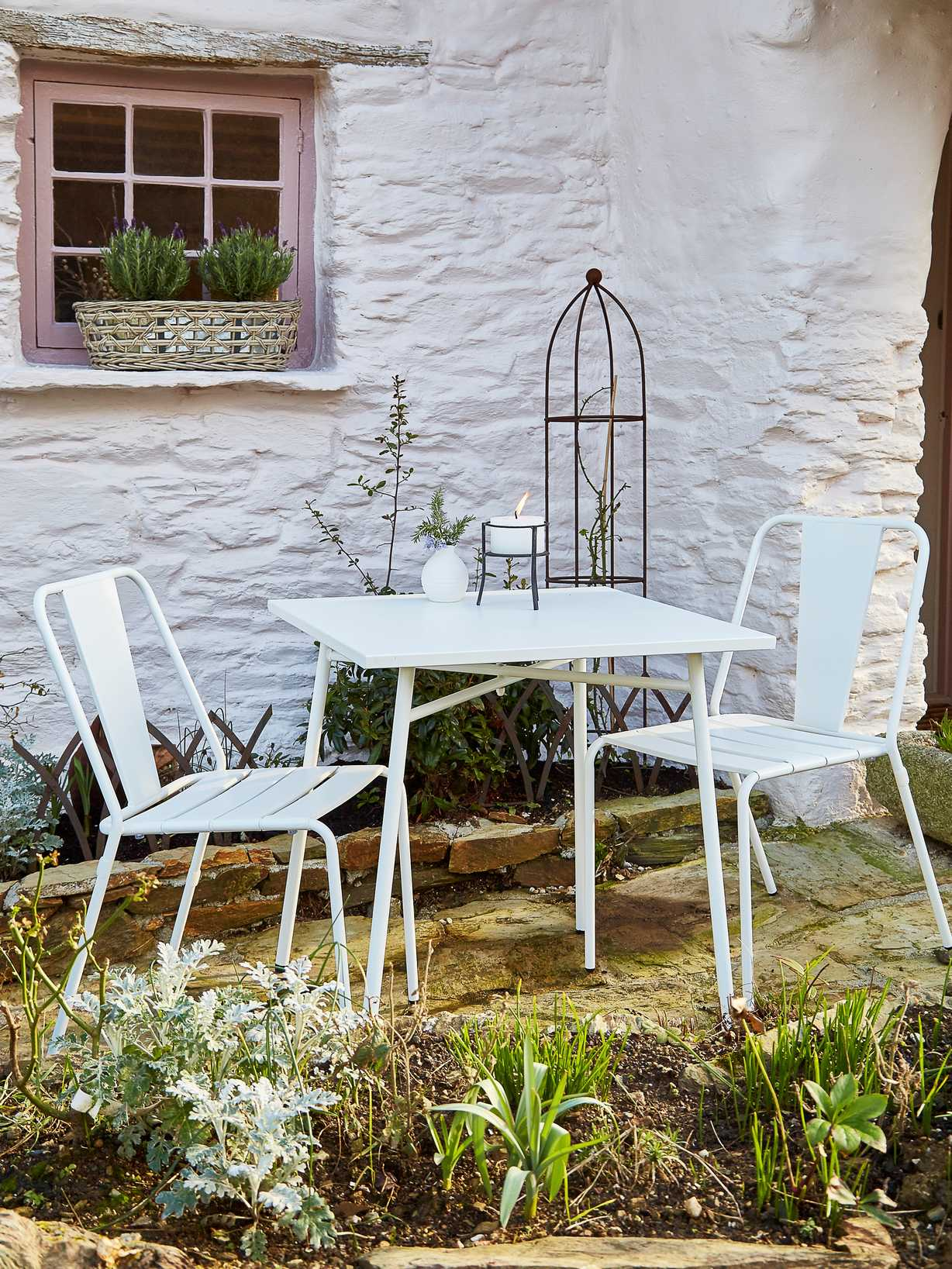 Nordic House Danish Outdoor Table & Chairs