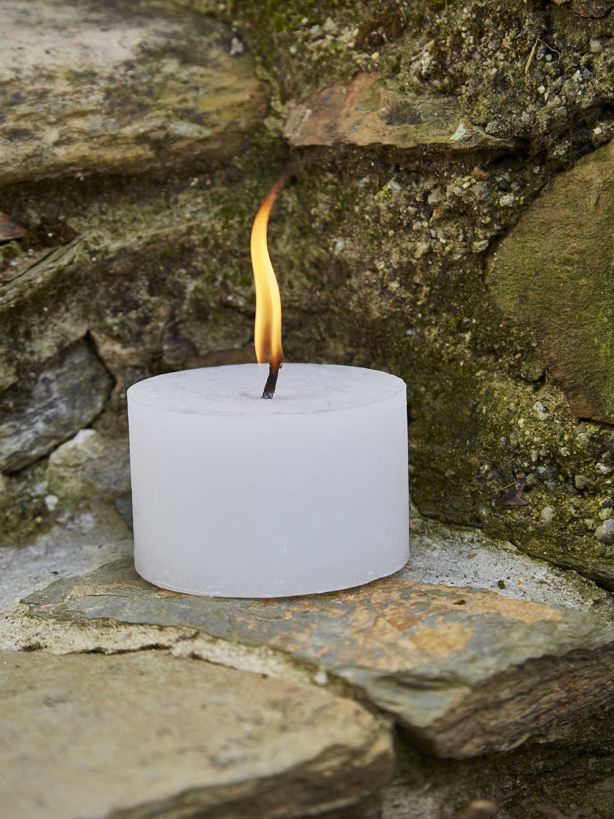 Nordic House Rustic Outdoor Candle
