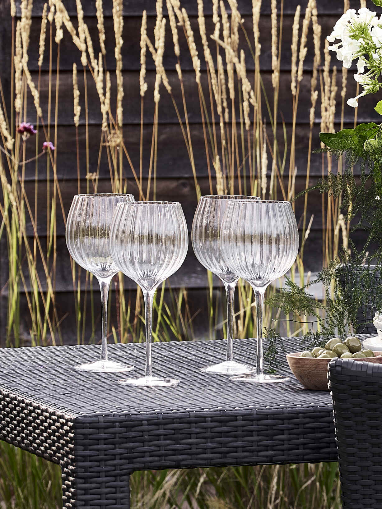 Nordic House Vita Wine Glass Set