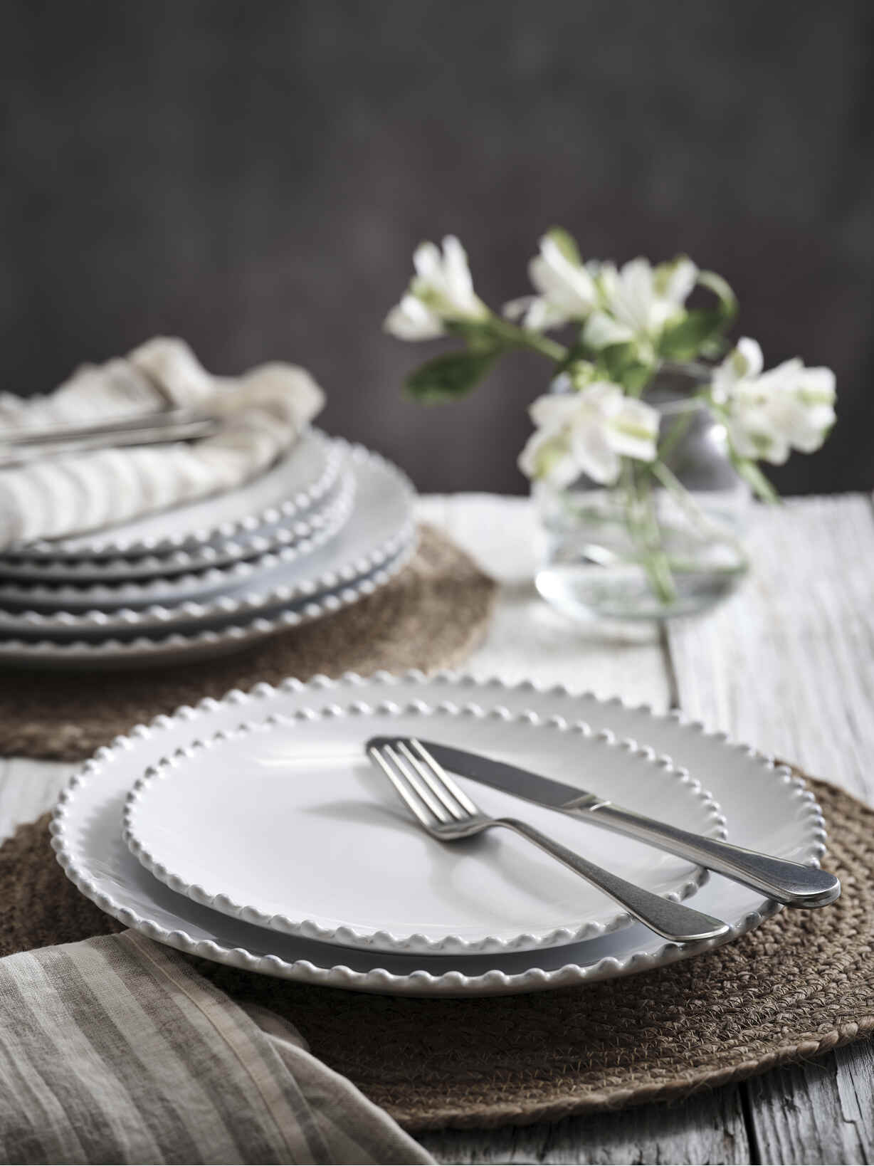 Nordic House Parla Plates