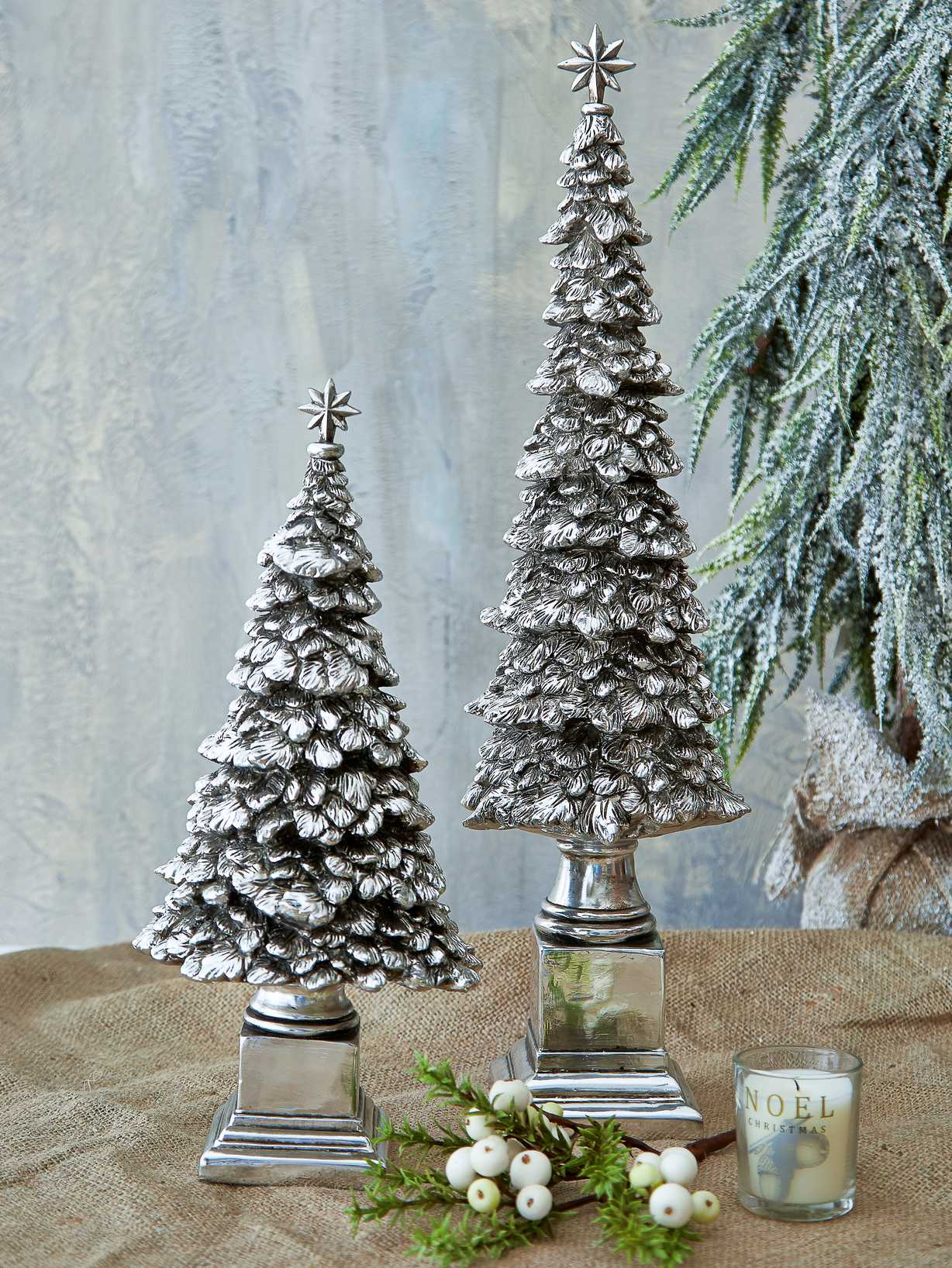 Nordic House Decorative Christmas Trees