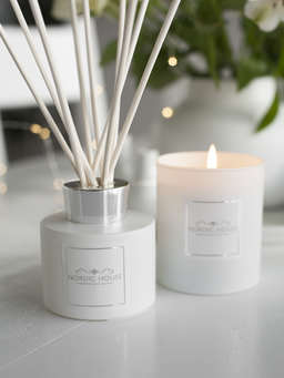 Nordic House Fresh Grapefruit Signature Diffuser