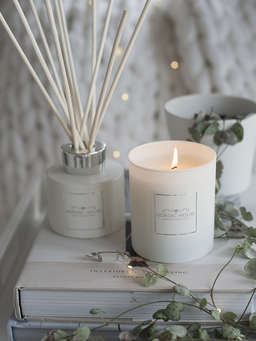 Nordic House Cassis Signature  Candle