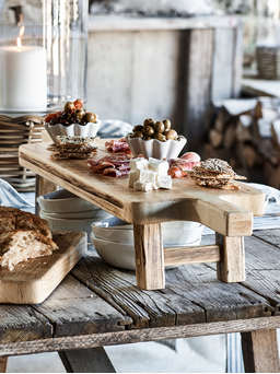 Nordic House Reclaimed Wood Tapas Board
