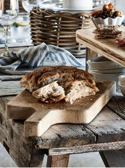 Nordic House Reclaimed Wood Serving Board