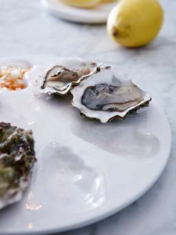 Nordic House Large Oyster Platter