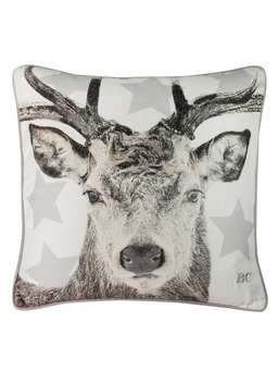 Nordic House Nordic Deer Cushion