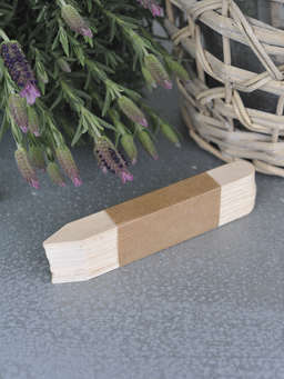 Nordic House Handcrafted Birch Plant Labels