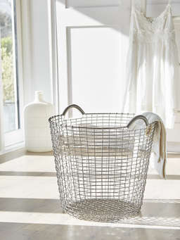 Nordic House Heirloom Hand-Woven Basket - S65L