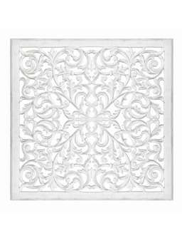 Nordic House Large Carved Wall Panel - Design 1 WL