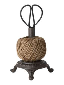 Nordic House Wrought Iron Jute String Set - M