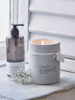 Nordic House CALM Candle - Neroli, Orange and Jasmine