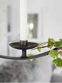 Hanging Wrought Iron Candle Holder Iron Hanging Candle
