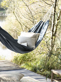 Nordic House Denim Hammock