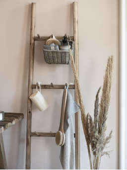 Nordic House Wood Display Ladder
