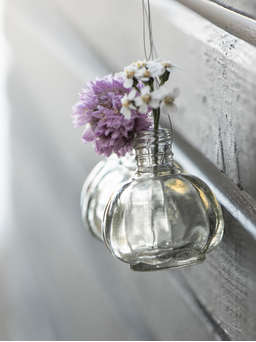 Nordic House Diddy Hanging Vase Set