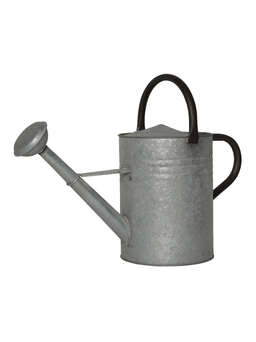 Nordic House Large Zinc Watering Can