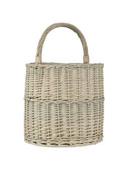 Nordic House Elisia Willow Basket