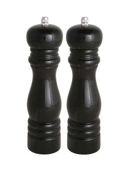 Nordic House Black Salt and Pepper Mill