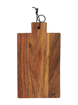 Nordic House Oiled Acacia Serving Boards