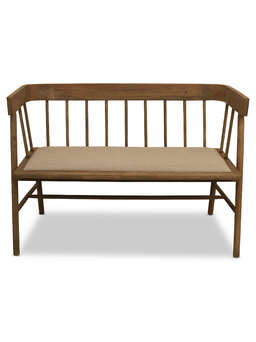 Nordic House Essi Oak Bench