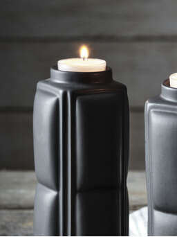 Nordic House Thor Ceramic Tealight