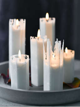 Nordic House Spider Web Candles