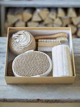 Nordic House Spa Gift Set - 6 pieces