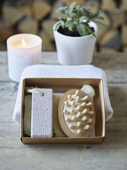 Nordic House Spa Gift Set - 3 pieces