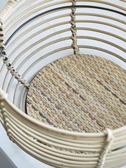 Nordic House Bamboo Basket Set