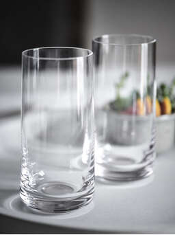 Nordic House Tillie Highball Glasses