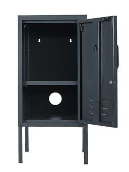 Nordic House Loft Style Lockers - Slate Grey