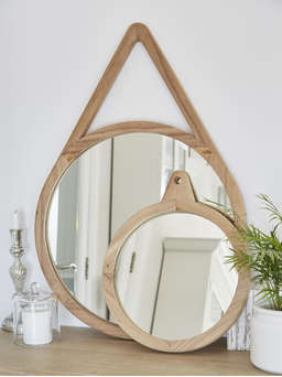Nordic House Large Livia Mirror