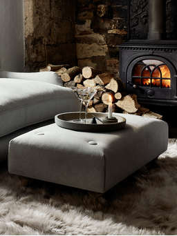 Nordic House Allegra Upholstered Furniture