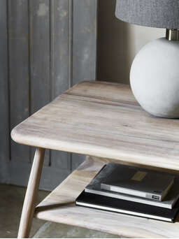 Nordic House Sundby Lamp Table