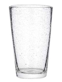 Nordic House Bubble Glass Tumblers - Tall