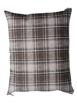 Nordic House Nordic Plaid Cushion - 50x40