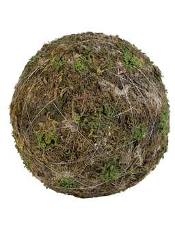 Nordic House Decorative Moss Balls