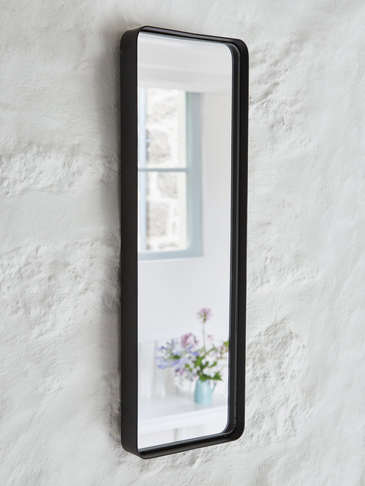 Malmo Mirror - Black