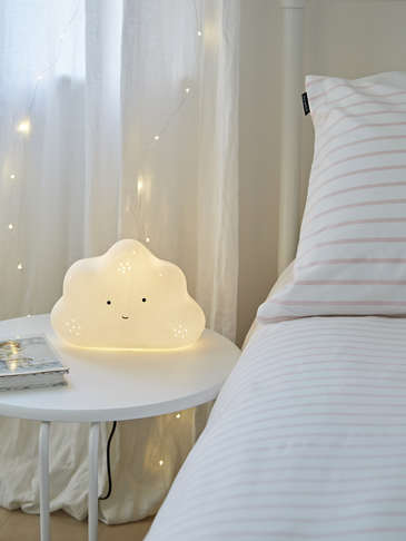 Porcelain Cloud Lamp