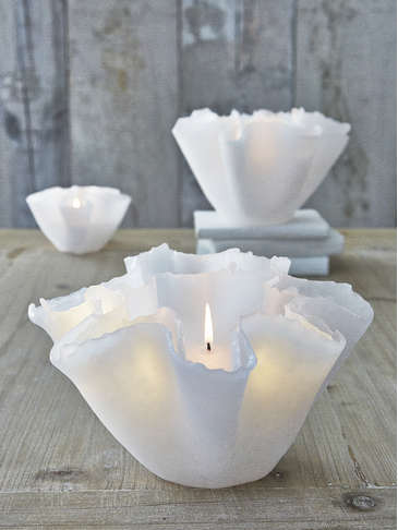 Floating Layered Candle - XL