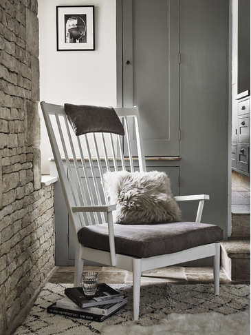 Lotta Chill-Out Chair - White