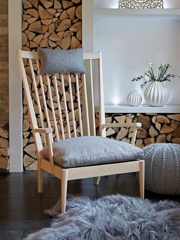 Lotta Chill-Out Chair - Birch