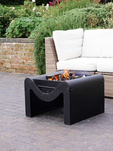 Karlo Firepit with Grill