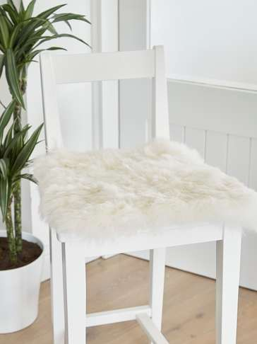 Icelandic Sheepskin Seat Cover